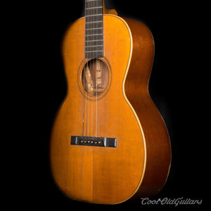 Vintage Early 1900s Lyon & Healy Arion Six String Parlor Acoustic Guitar