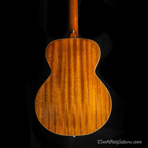 Vintage 1940's-50s Kay Archtop Guitar - All Mahogany with Kluson Tuners - Excellent Condition
