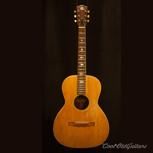 Vintage and Rare 1929 Gibson Nick Lucas Special Acoustic Guitar