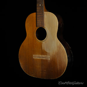Vintage 1920s-30s Regal Jumbo Acoustic Guitar