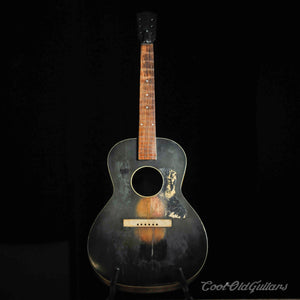 Vintage 1939 Gibson L-00 Acoustic Guitar - Rare Features