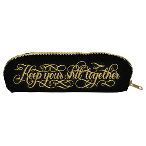 Calligraphuck Keep Your Shit Together Pouch