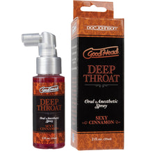 GoodHead Deep Throat Spray