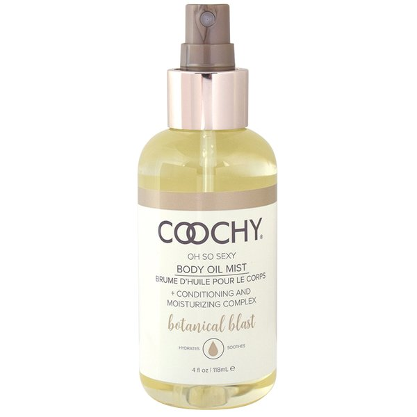 Nourishing Botanical Body Oil Mist by Coochy