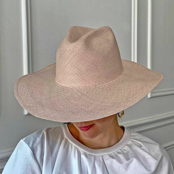 Greenpacha Hamptons Hat Rose