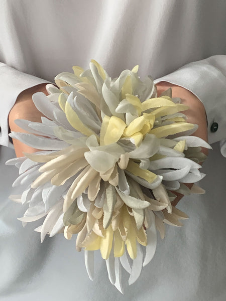 INDRESS Anemone Brooch/Hairpiece