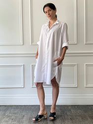 LIWAN My Tunic White