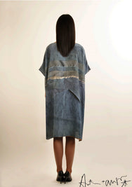 ANTONI + ALISON SHED DRESS