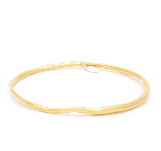 Wouters & Hendrix Vermeil Gold Bangle