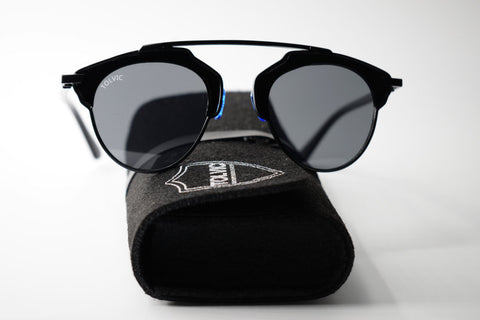 Tolvic Cat-Eyes Sunglasses