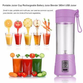 Battery Powered Bottle Juice Blender