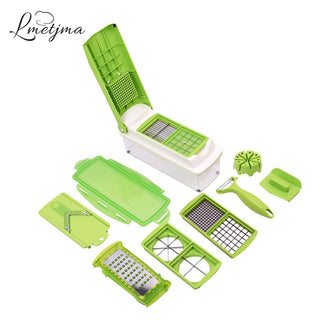 12 in 1 Multifunctional  fruit and vegetable Dicer