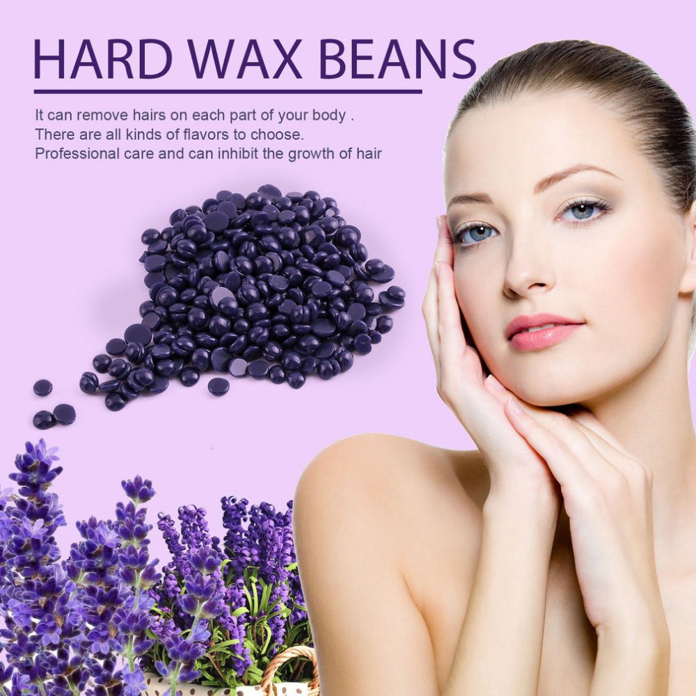 Hard Wax Lavender Flavored