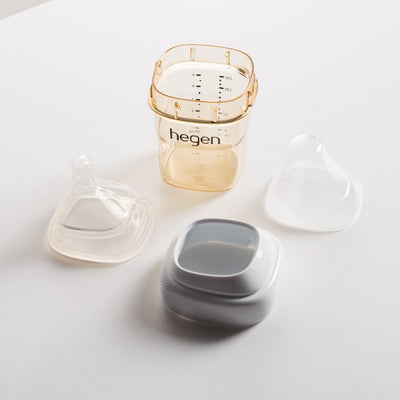 Hegen PCTO 240ml Feeding Bottle PPSU (2-Pack)
