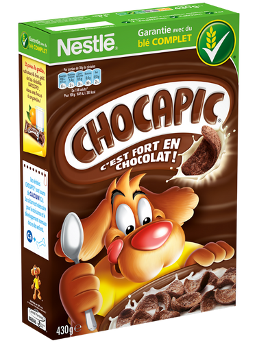 Chocapic Cereal by Nestlé 430g