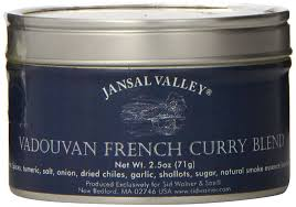 SIDWAINER Spices  Vadouvan Dry French Curry Brand