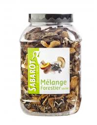 Sabarot Dried Mixed Forest Mushrooms