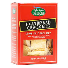 Fabrique Délices Flatbread Crackers
