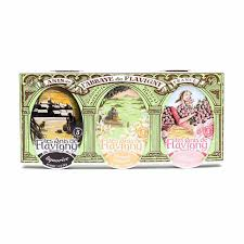Abbaye de Flavigny oval tin licorice, orange blossom, rose