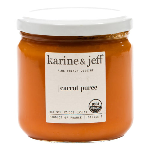 Karine & Jeff Carrot Puree (12.3oz)