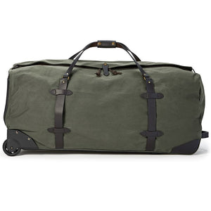 FILSON EXTRA LARGE RUGGED TWILL ROLLING DUFFLE BAG