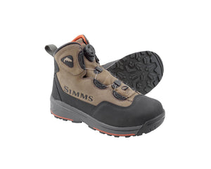 SIMMS HEADWATERS BOA WADING BOOT VIBRAM