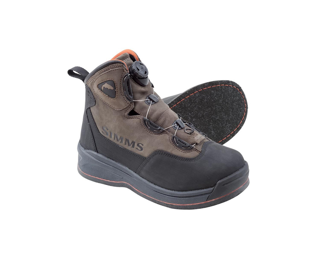 SIMMS HEADWATERS BOA WADING BOOT FELT