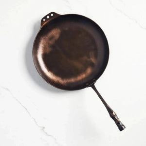 SMITHEY -  CARBON STEEL FARMHOUSE SKILLET