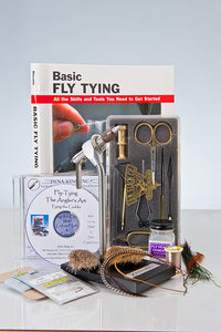 Dyna-King Kingfisher Fly Tying Kit