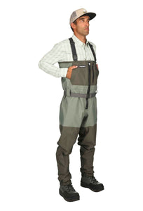 Simms Freestone Zipper Waders
