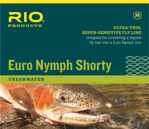 Rio Euro Nymph Shorty
