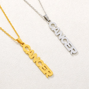 Horoscope Necklace