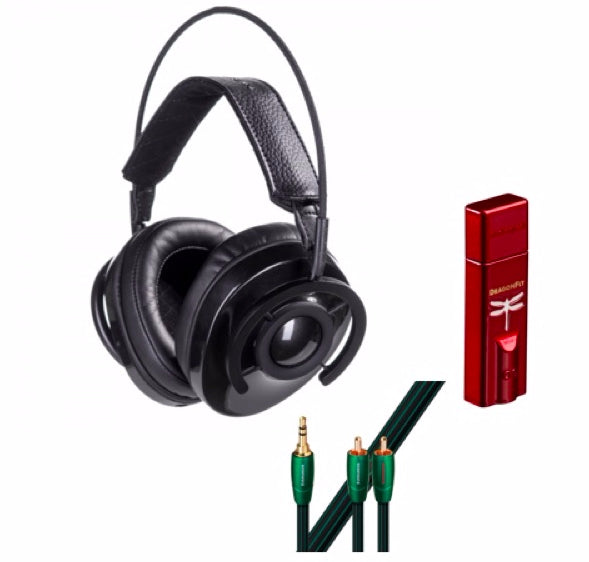 Headphones Audiophile System 3