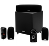 Polk Audio TL1600BK Speakers - Home Cinema Set. Black Colour