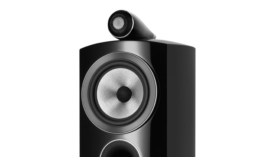 Bowers & Wilkins (B&W) 805 D3 Speaker. Black Colour.