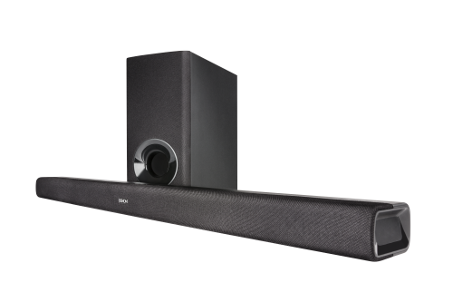 Denon DHT-S316 Home Theatre Sound Bar System. Colour: Black