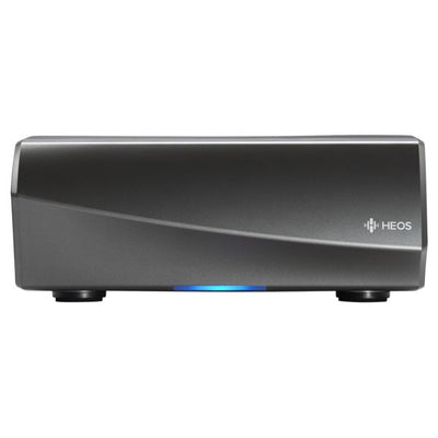 Denon Heos Amp HS2. Wireless Amplifier. Colour: Gun-Metal Silver.