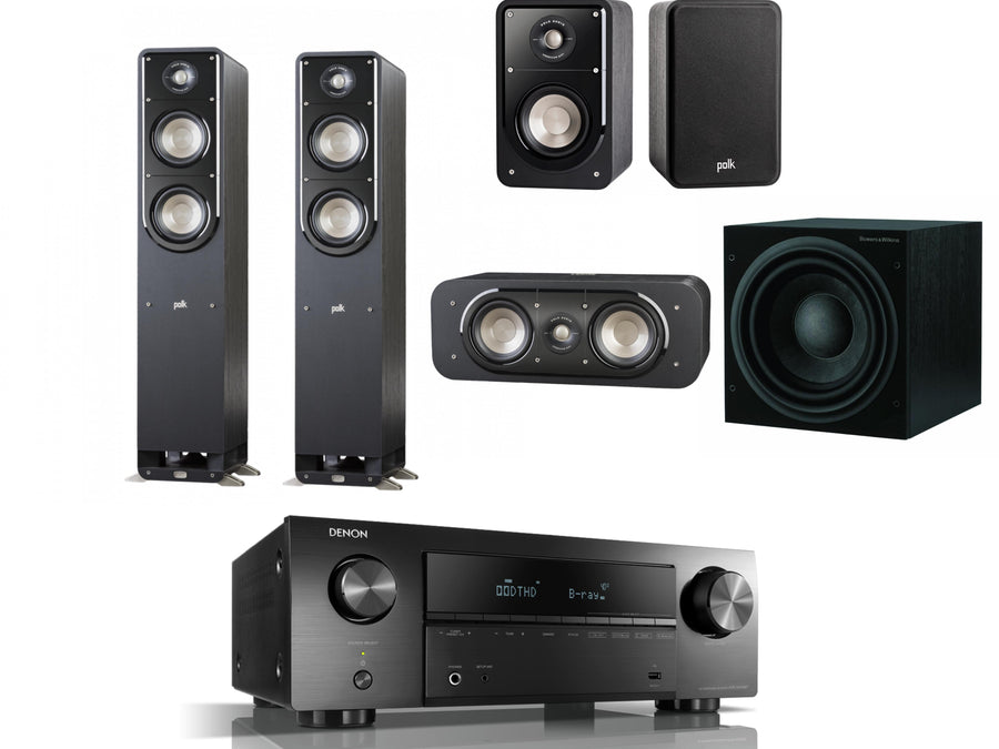 Home Cinema System HC4