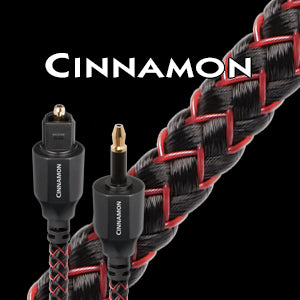 Audioquest Cinnamon Optical Digital Audio Cable