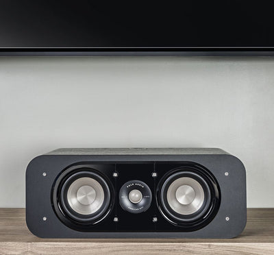 Polk Audio Signature S30 Center speaker. Black Colour