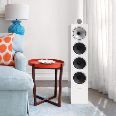 Bowers & Wilkins 702 S2 White
