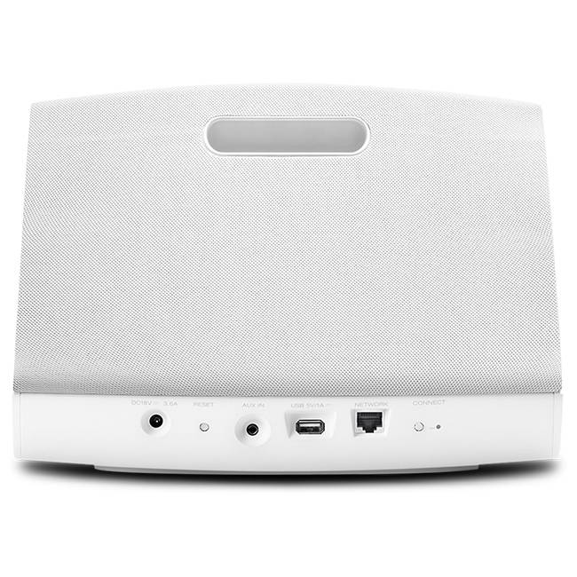 Denon Heos 5 HS2 Wireless Speaker. Colour: White.