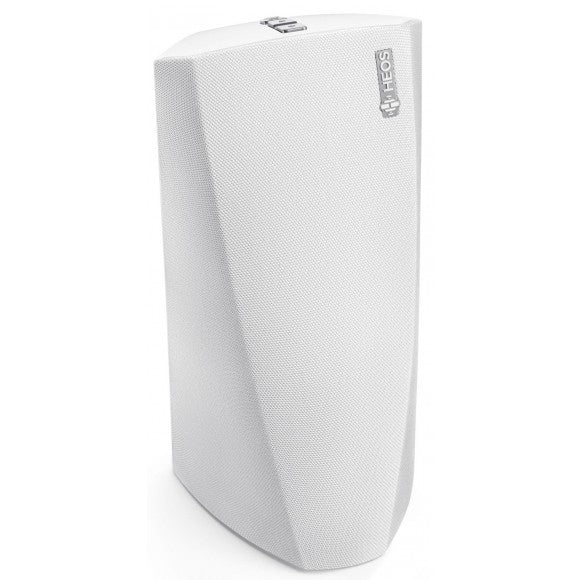 Denon Heos 3 HS2 Wireless Speaker. Colour: White.