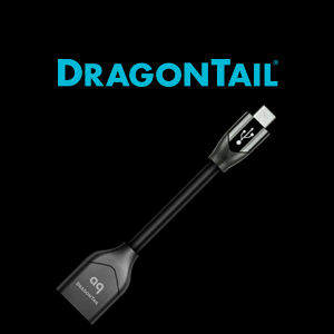 Audioquest DragonTail USB Adaptor For Android™ Devices