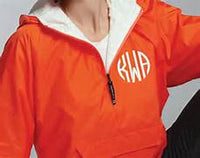 Monogrammed Charles River Classic Pullover