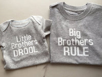 Big Brother/Little Brother Matching Shirts (Short Sleeved)