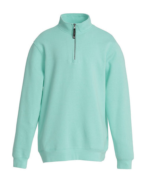 Monogrammed Charles River Crosswind 1/4 Zip Fleece
