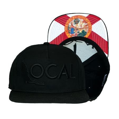 Halfmast Snap Back