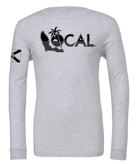 Horizon Grey L/S (Men's) | The Local Brand