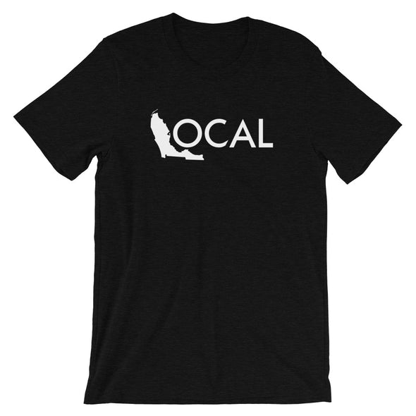 FL Local T-Shirt - Black Heather / White Logo